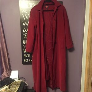 Gallery brand trench coat